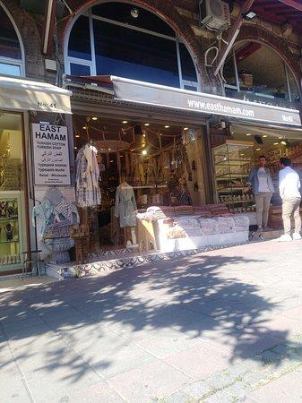 East Hamam Silk & Cashmire