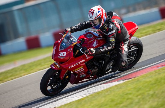 Honda Ron Haslam Race School