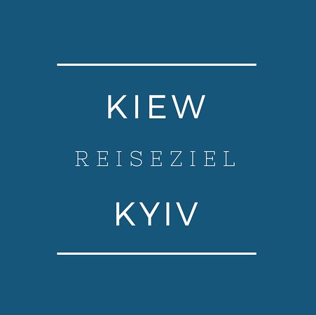 Reiseziel Kiew - Day Tours