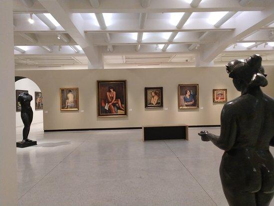 Narodni Galerie - Veletržní palác