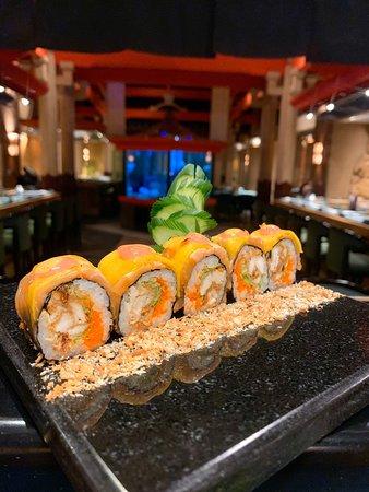 Shogun restaurant Intercontinental Cairo  City Stars