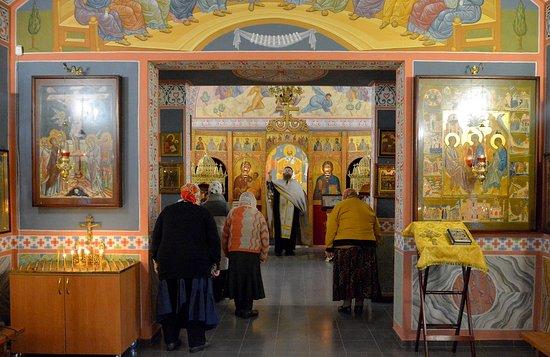 Spasskaya Guba, Rusland: Спасо-Преображенский храм