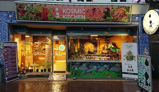 Kosmic Kitchen
