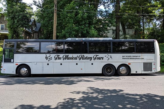 The Musical History Tours