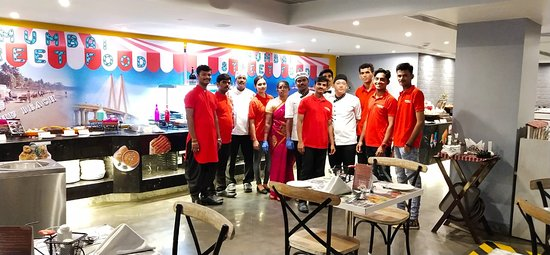 Mumbai Khau Galli Comes to Tirunelveli