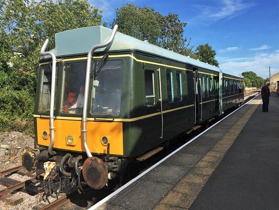 Wensleydale Railway Leyburn Station