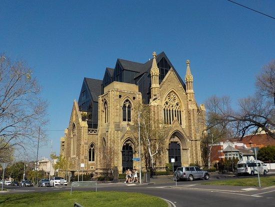Cairns Memorial Church