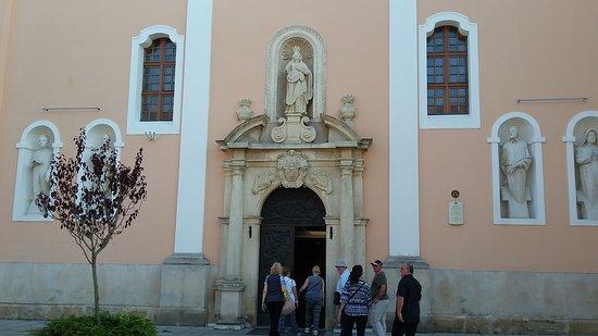 Varazdinska Katedrala Uznesenja Blazene Djevice Marije Na Nebo: Catedral de Varazdin
