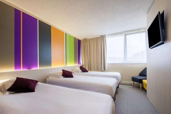 Armbouts-Cappel, Frankrijk: Guest room with single bed(s)
