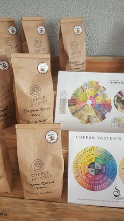 Award winning coffee beans for home and business