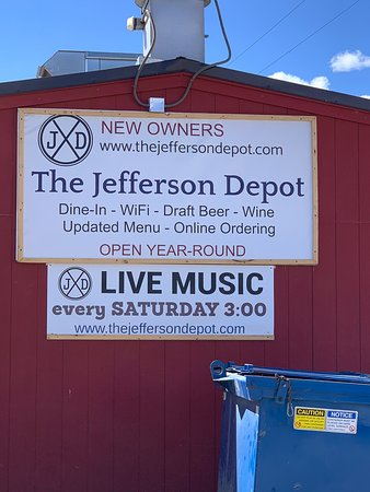 The Jefferson Depot