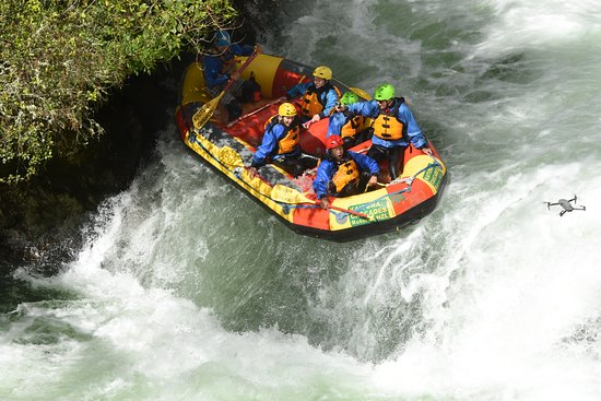 White Water Rafting in Kaituna River: Awesome time and Pete and Blue from the crew are Amazing!