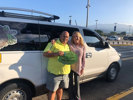 Costa Rica Nice 'N Easy: First class transportation services