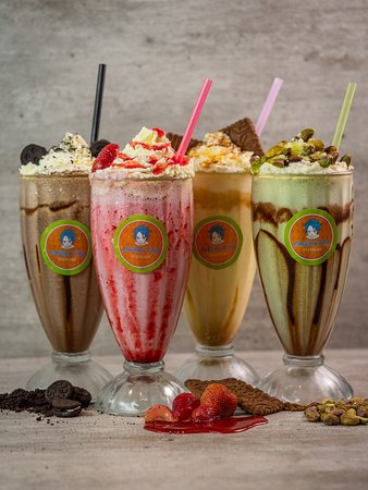 ARKYN Helados: Milshakes Special Edition