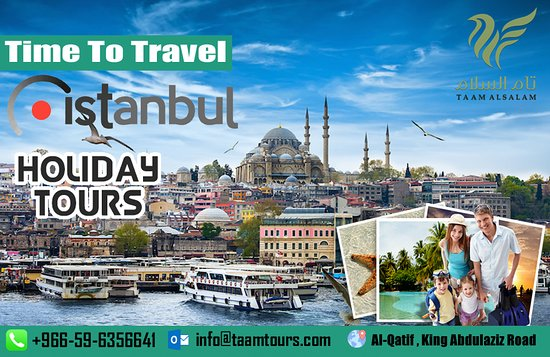 Al Qatif, Saoedi-Arabië: Istanbul Holiday Package  with Taam Tours' 966-13-8660969