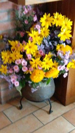 Ai gir fiori autunnali