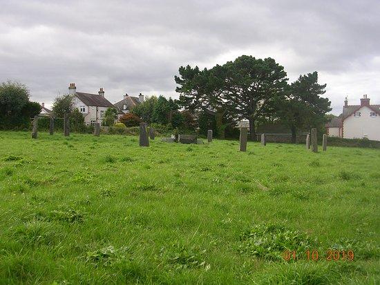 Caernarfon Gorsedd Stone Circle