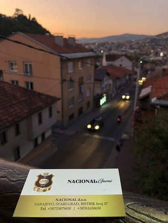 Kanton Sarajevo Foto