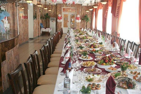 Vyazniki, Russland: Ресторан Вязники