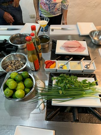 Fully hands-on High End Peruvian Cooking Class & San Pedro Market Guided Visit Photo