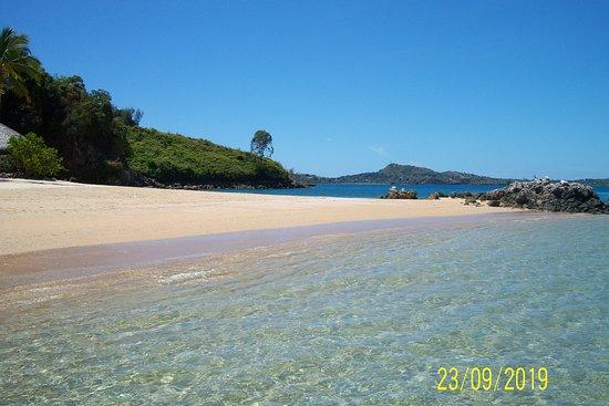 Nosy Sakatia, มาดากัสการ์: La spiaggia
