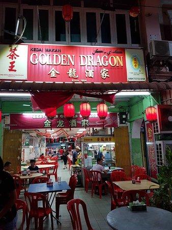 restoran golden dragon