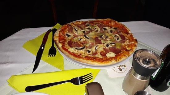 Herdorf, Германия: Pizza Capriciosa