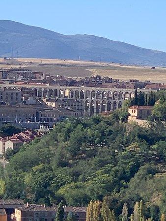 mejores vistas de Segovia