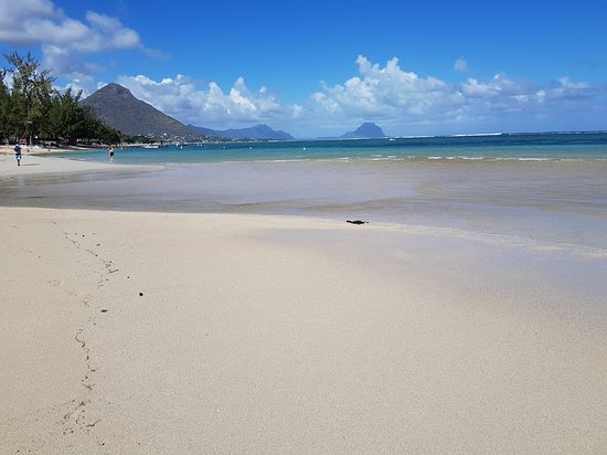 Beach - Sugar Beach Mauritius Photo