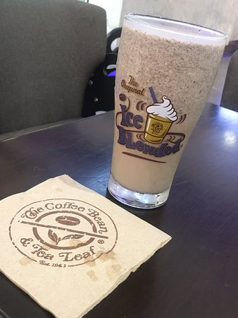 Coffee Bean And Tea Leaf Lahore Restaurant Reviews Photos Phone Number Tripadvisor