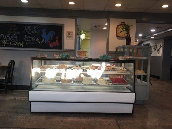 Bridgeville, DE: Dessert Bar