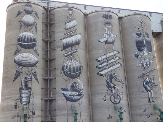 Public Silo Trail Northam 2019 All You Need To Know