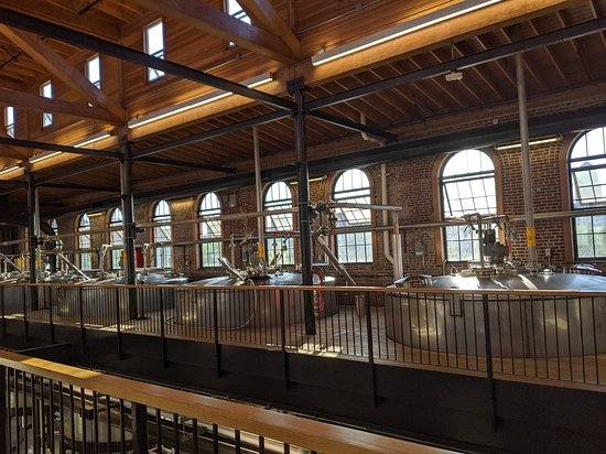 Angel's Envy Kentucky Bourbon Distillery Tour Image