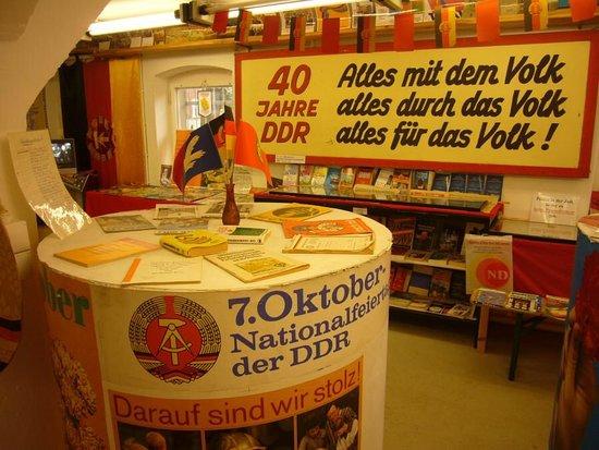 DDR Geschichtsmuseum Perleberg