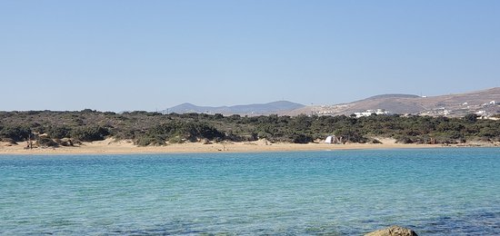 Nudist Beach (Antiparos Town) - All You Need to Know