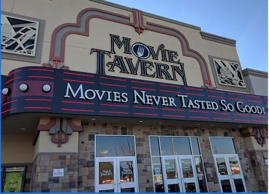 Marcus Theatres Movie Tavern Roswell Security Risk Picture Of Movie Tavern Roswell Tripadvisor