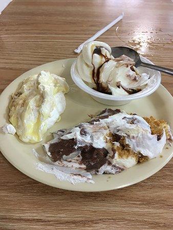 Barnesville, GA: Garbage Patch Bad Food