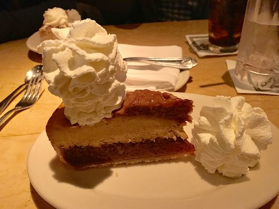 Pumpkin Pecan Cheesecake Picture Of The Cheesecake Factory Newark Tripadvisor