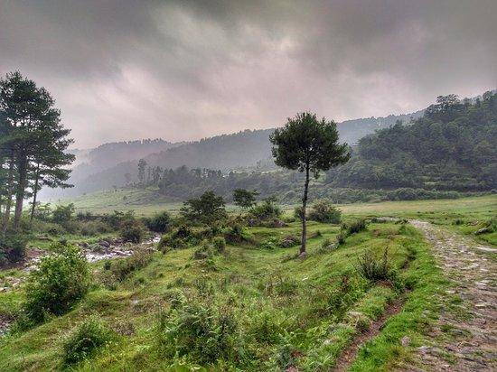 Jiri, Nepal: Hotel Gyabila