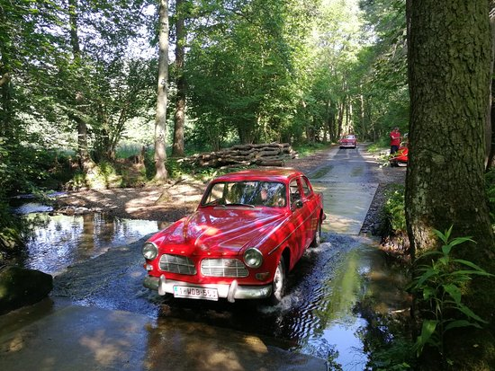 Road vintage experience