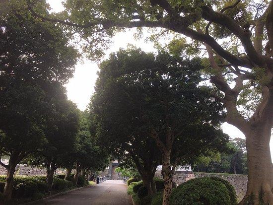 Kita Hanebashi-mon Gate