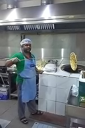 pakistani parata