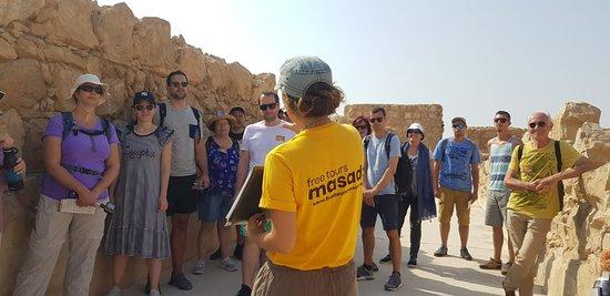 Masada, Israel: getlstd_property_photo