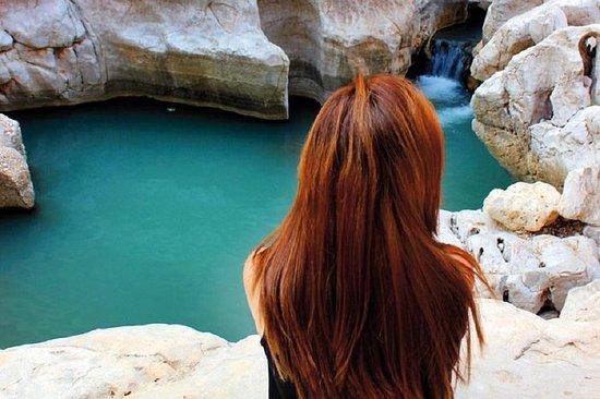 Wadi Shab helgedagstur