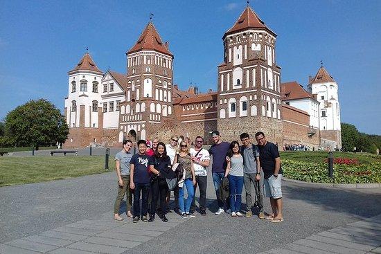 Mir y Niesvizh por los castillos de...