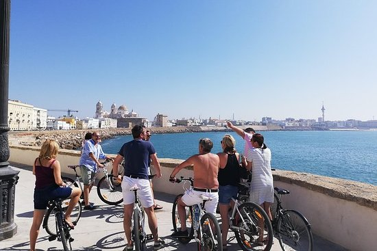 Cadix 3h à vélo