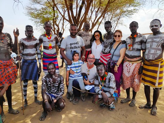 Omo valley experience tours