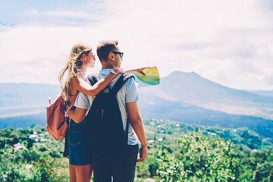 バリ島の1日:寺院、滝、コーヒー、火山、棚田など