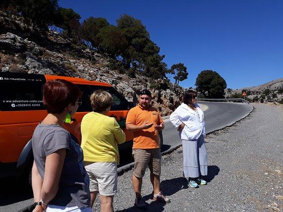 Zeus Cave & Lassithi Plateau (Safari Adventure Offroad Excursion): Kilka słów o greckiej mitologii...
