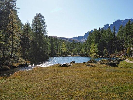 Province of Verbano-Cusio-Ossola, Italia: Lago delle Streghe - Crampiolo